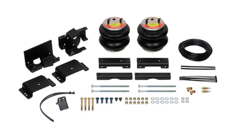 FireStone-2706 Suspension Leveling Kit, Red Label, Manual Fill, Rear Kit - SuspLoadLvlingKt - Firestone Ride-Rite - Texas Complete Truck Center