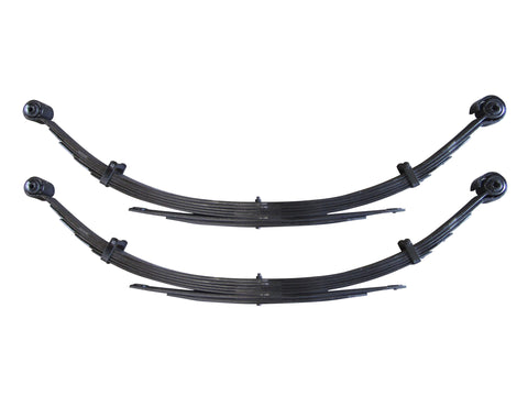 "08-16 FSD REAR 5"" LEAF SPRING PAIR - 08-16 FSD REAR 5"" LEAF SPRING PAIR - ICON Vehicle Dynamics - Texas Complete Truck Center"