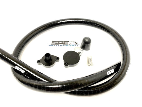 SPE CCV REROUTE KIT - Performance Add-On - Snyder Performance Engineering (SPE) - Texas Complete Truck Center