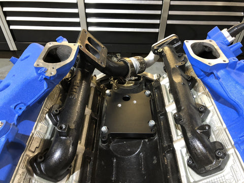 SPE 6.7L EMPEROR T4 MANIFOLD KIT - Engine Intake Manifold - Snyder Performance Engineering (SPE) - Texas Complete Truck Center