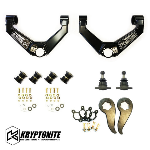 KRYPTONITE STAGE 2 LEVELING KIT 2011-2019 - Suspension - Kryptonite - Texas Complete Truck Center