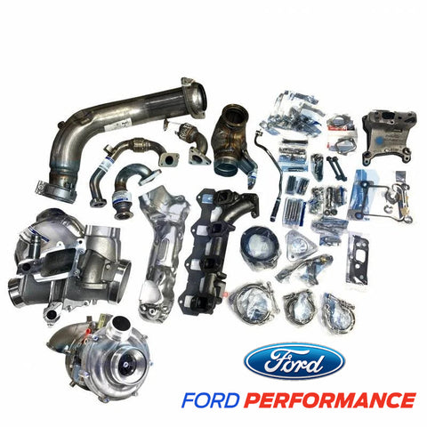 Ford Performance Turbocharger Kit (2011-2016 Trucks)