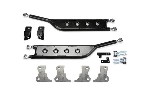 CHEVY HD TRCTN BARS - CHEVY HD TRCTN BARS - Fabtech - Texas Complete Truck Center