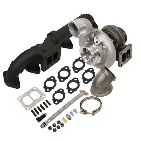 IRON HORN 5.9L CUMMINS TURBO KIT - DODGE 2003-2007 - Turbocharger Kit - BD Diesel - Texas Complete Truck Center