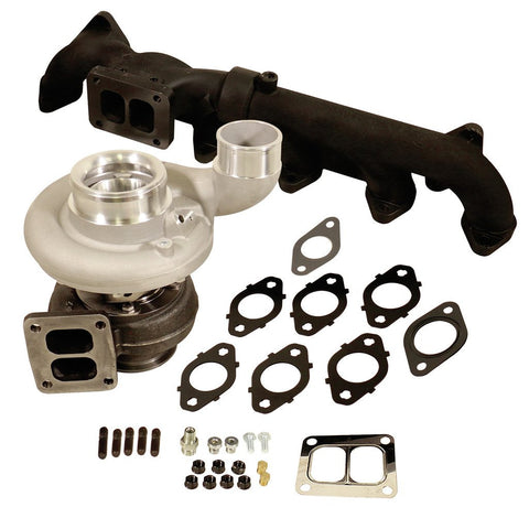 IRON HORN 6.7L CUMMINS TURBO KIT - DODGE 2007.5-2018 - Turbocharger Kit - BD Diesel - Texas Complete Truck Center