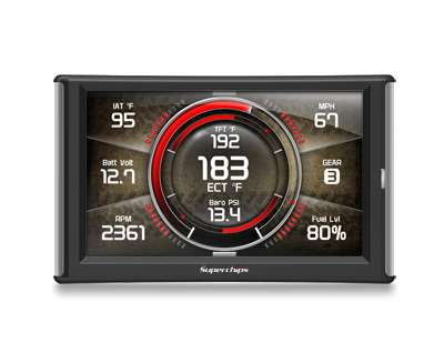 In-cab tuner SuperChip-42050 - In-cab tuner - Superchips - Texas Complete Truck Center