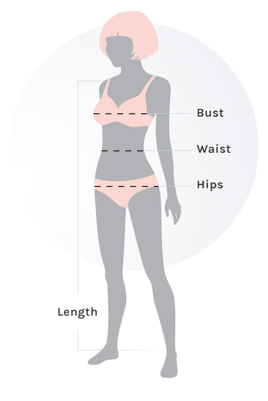 f96a72dc7d Place the measuring tape below your waist and above your thigh. Make sure  the tape fits comfortably around your body.