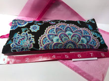 Load image into Gallery viewer, Yoga/Meditation Eye Pillow - Up-cycled clothing by Andrea Durham Designs