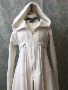 """The White Witch"" hoodie jacket"