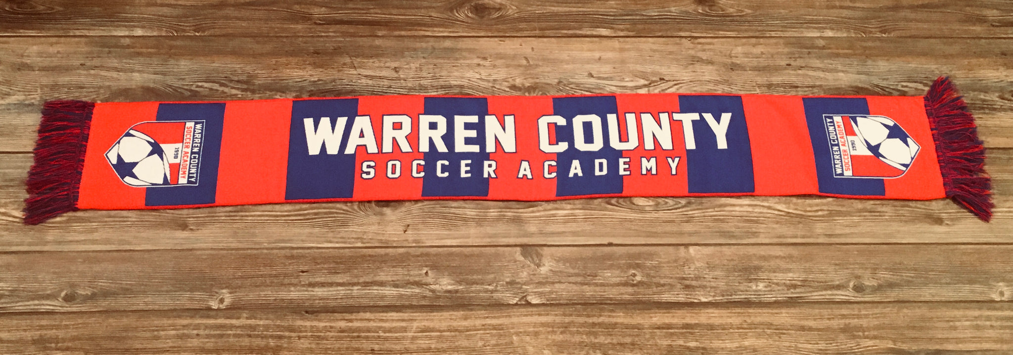 WCSA Woven Scarf