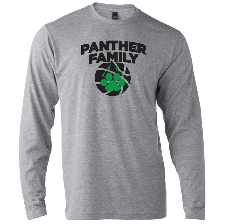 Panther Family Long Sleeve. Little Miami Youth Basketball