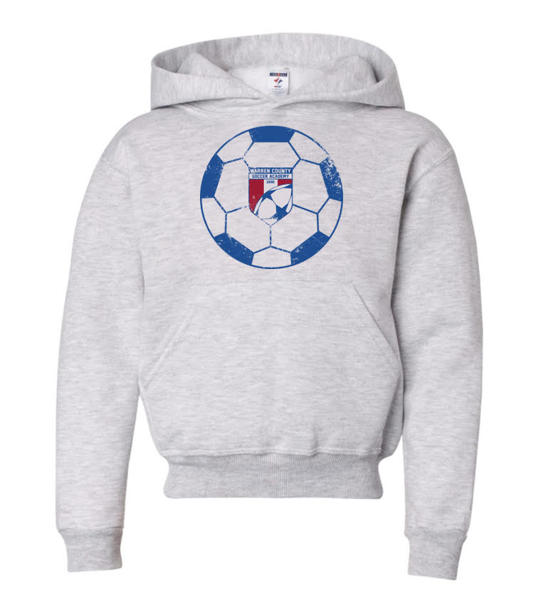 WCSA Ball | Youth Hoody -Grey