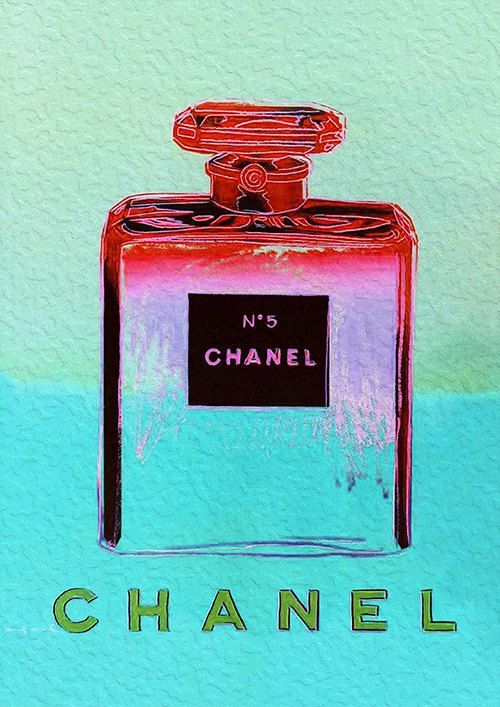 Love Potion Chanel Perfume Banner with Duponi Silk - Coming, 3/1