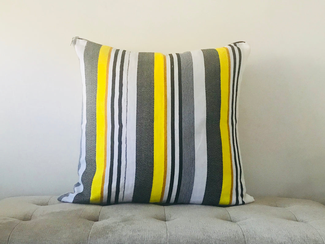 Kente Sun Pillow