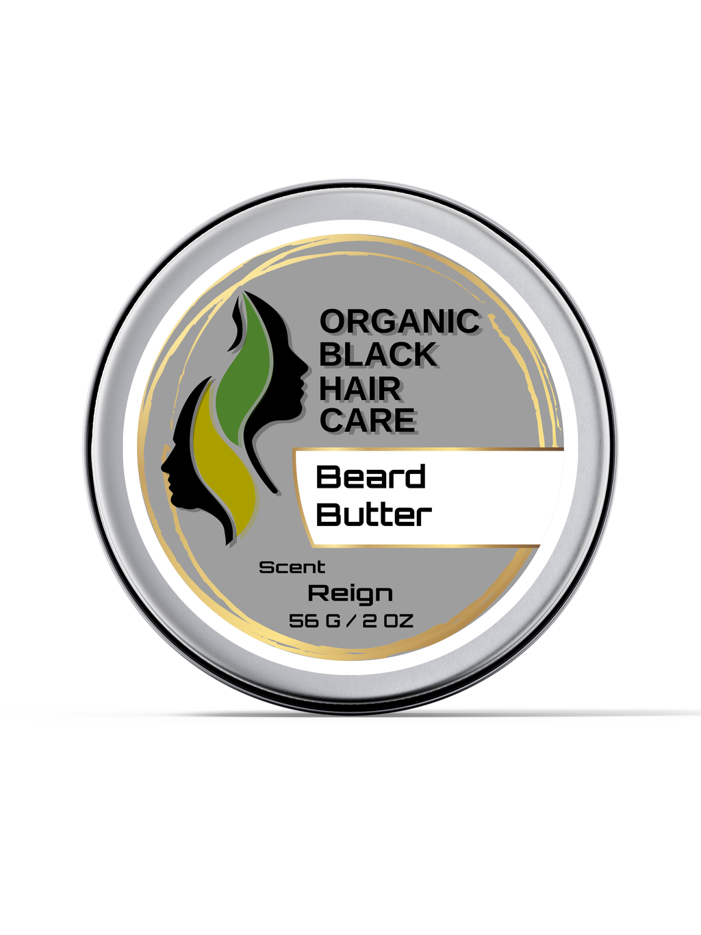 Plant-Based Beard Butter (Jojoba Butter, Moringa Butter, etc)