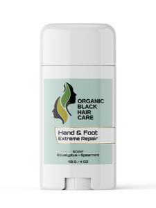 Plant-Based Hand & Foot Butter