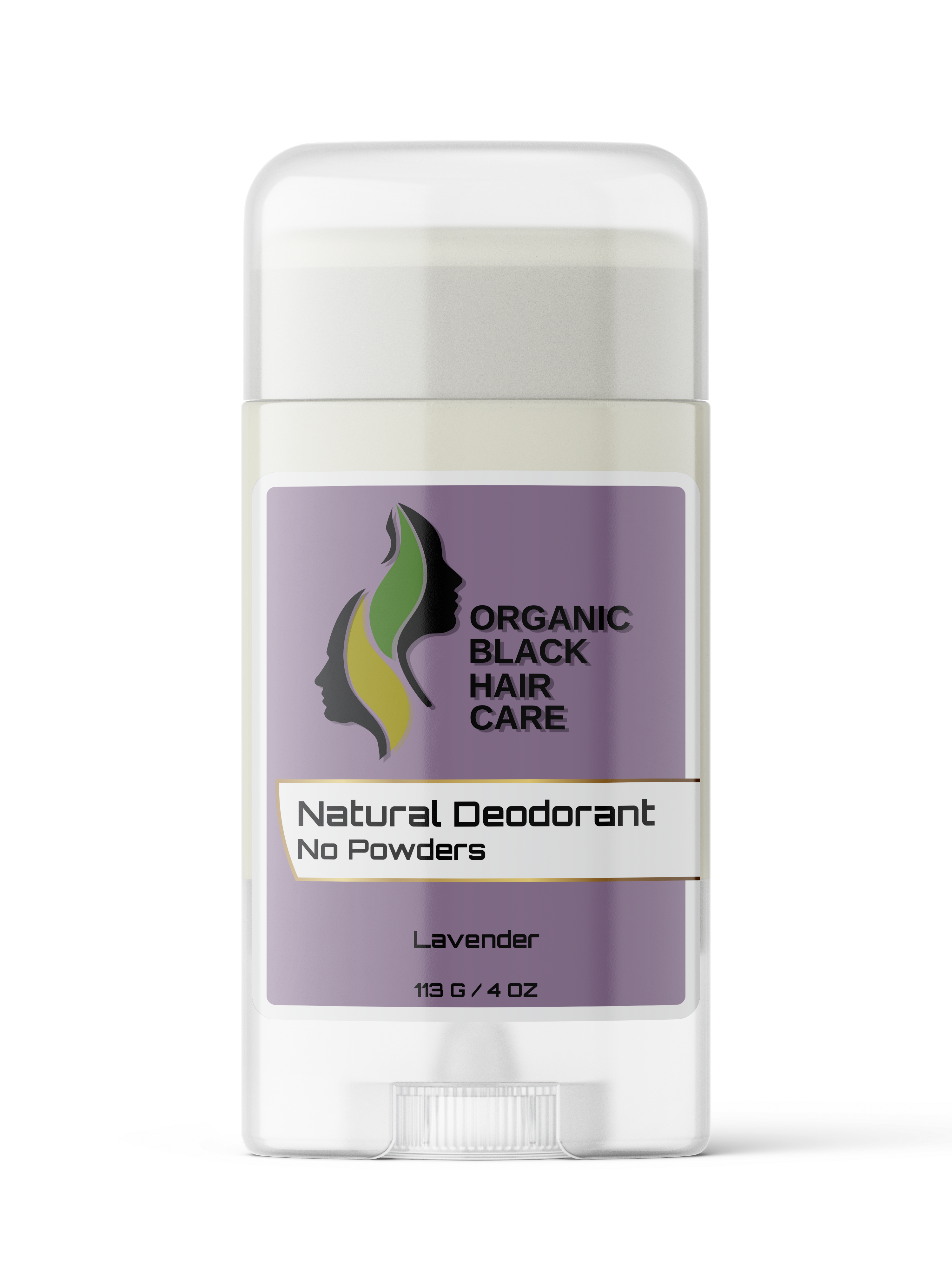 Plant-Based All-Natural Deodorant (With Chamomile and Aloe Vera Juice)