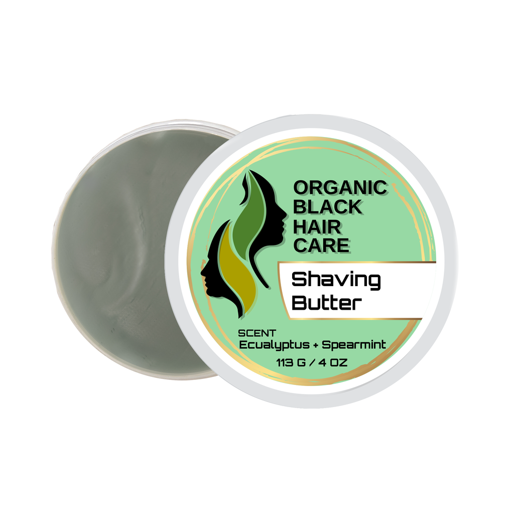 Plant-Based Shaving Butter (Blend of Baby Soap and Plant Butters)