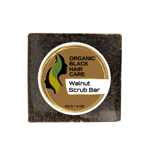 Plant-Based Walnut Scrub (With Coarse Crushed Walnut Shell)