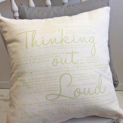 Thinking Out Loud in Lime - All Things Interior