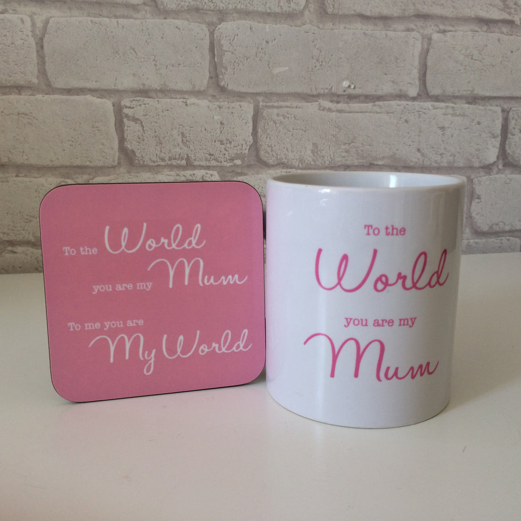 To The World...Mug set - All Things Interior
