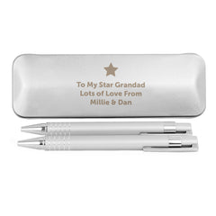 Personalised Pen Set - All Things Interior