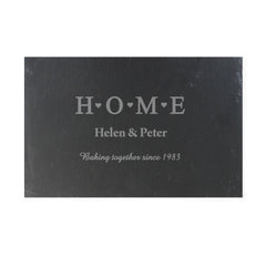 Slate Personalised Placement - All Things Interior