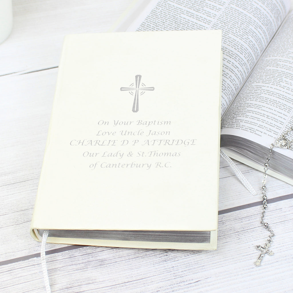 Personalised Bible - All Things Interior