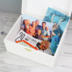 Wedding Keepsake Box - All Things Interior