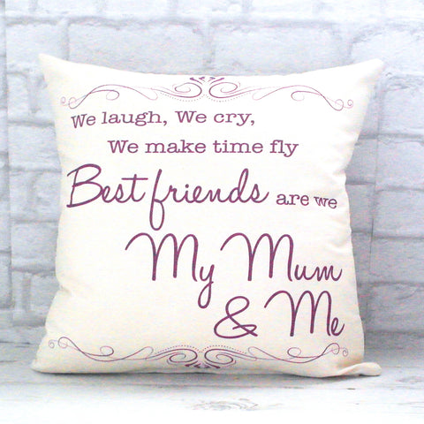 Bestfriends Are We  - Cushion