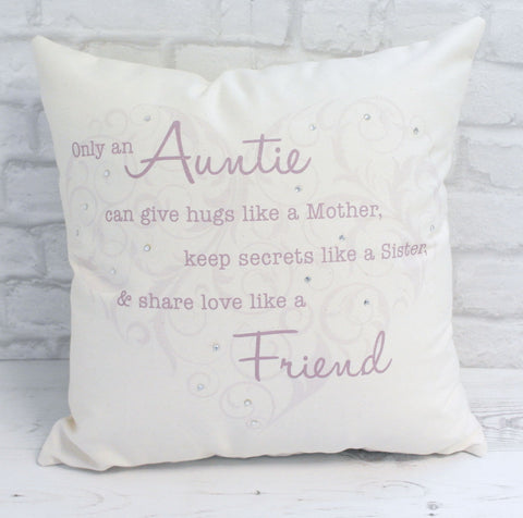 Only An Auntie...Cushion