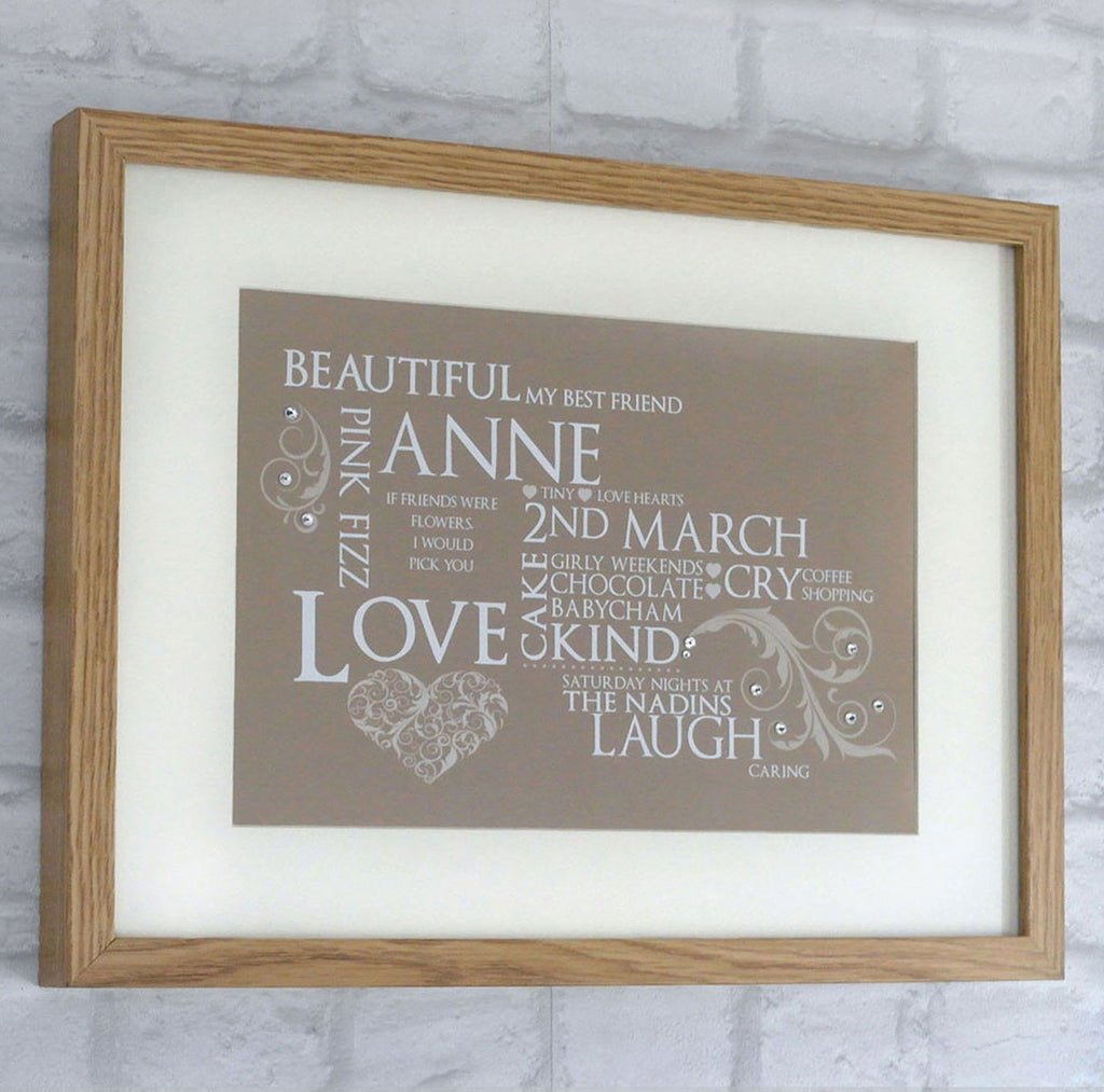 Keepsake Frame - Any Occasion | All Things Interior
