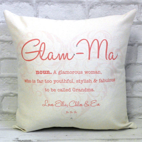 Glam-Ma ... Cushion