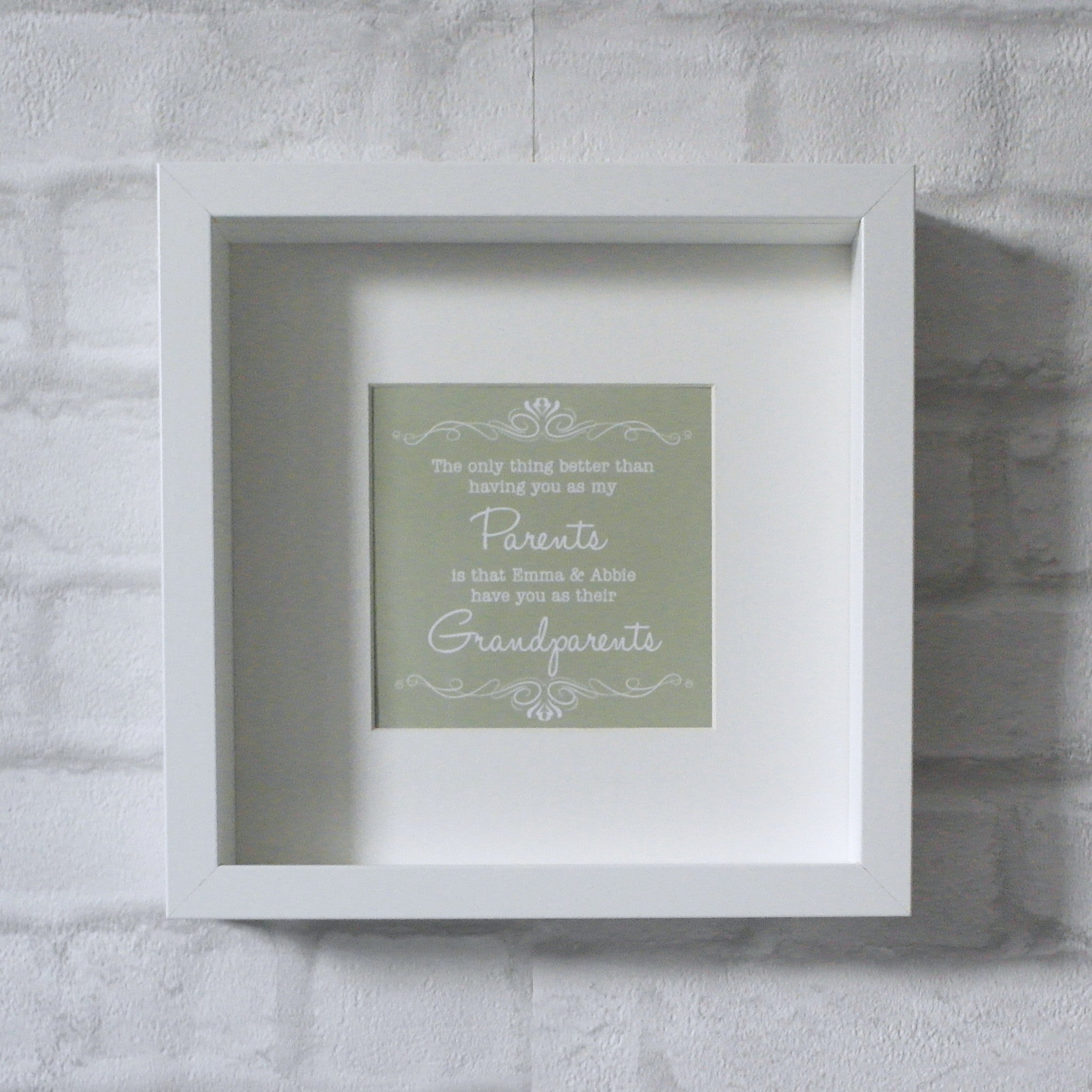 The Only Thing Better Than... Frame | All Things Interior