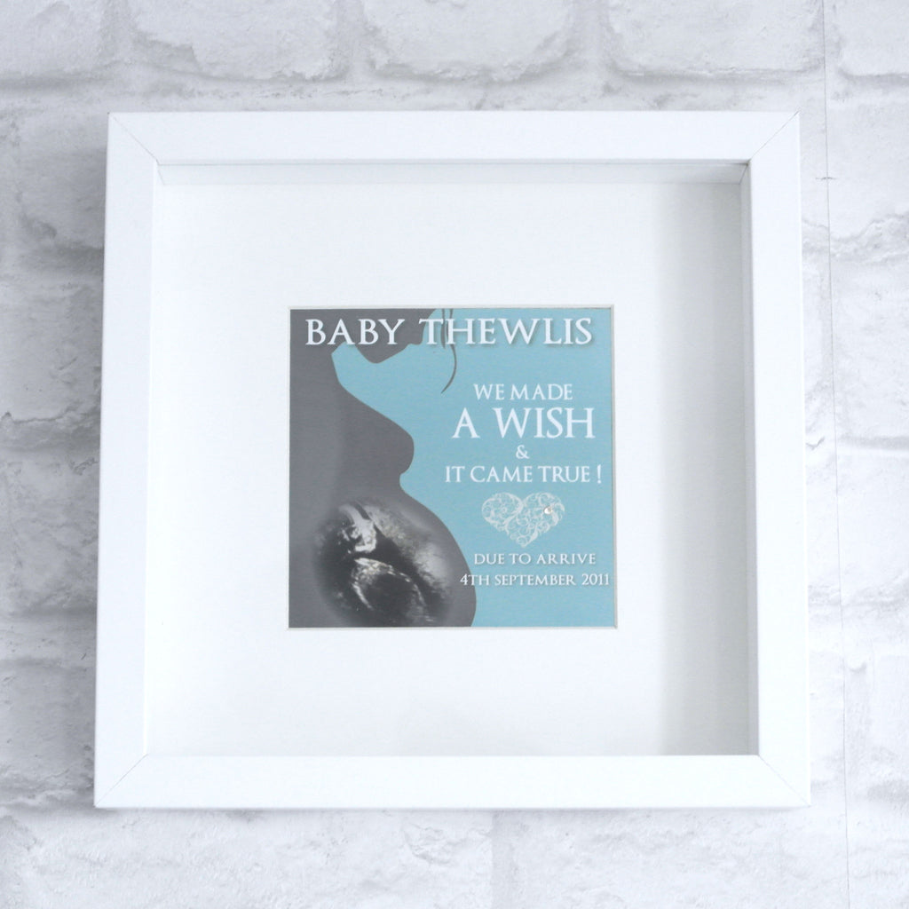 Baby Scan Frame - All Things Interior