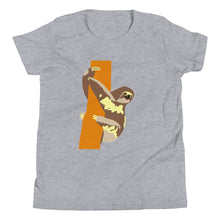 Load image into Gallery viewer, Cute Sloth, Youth Short Sleeve T-Shirt