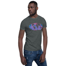 Load image into Gallery viewer, World, Sea floor map, Short-Sleeve Unisex T-Shirt