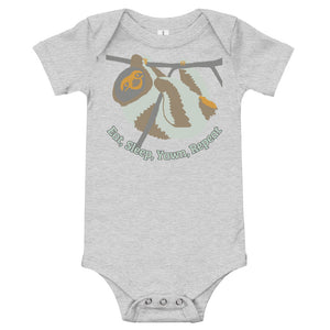 Cute Sloth, baby onesie, toddler bodysuit, T-Shirt