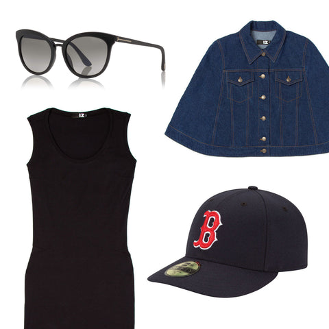 What to wear to the game - wheelchair accessible fashion