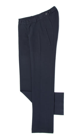navy dress pants. accessible fashion.