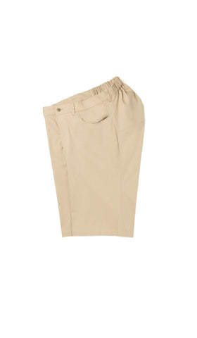 men's adaptive chino shorts for wheelchair users