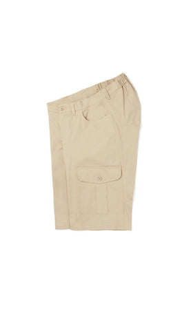 Cargo Shorts - A new spin on easy access clothing.