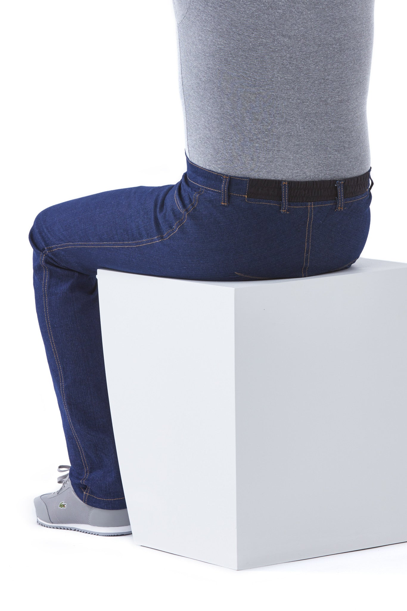 back shot - accessible jeans for men
