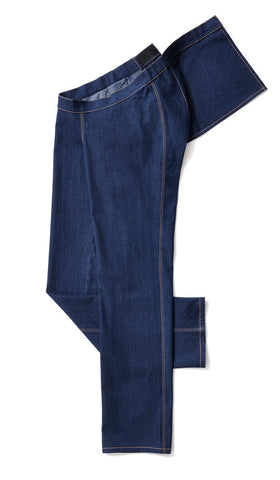Straight Leg Jean Wrap Waist - A new trend in adaptive clothing for men.