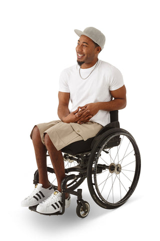 Cargo Shorts - Wheelchair fashion re-thought.