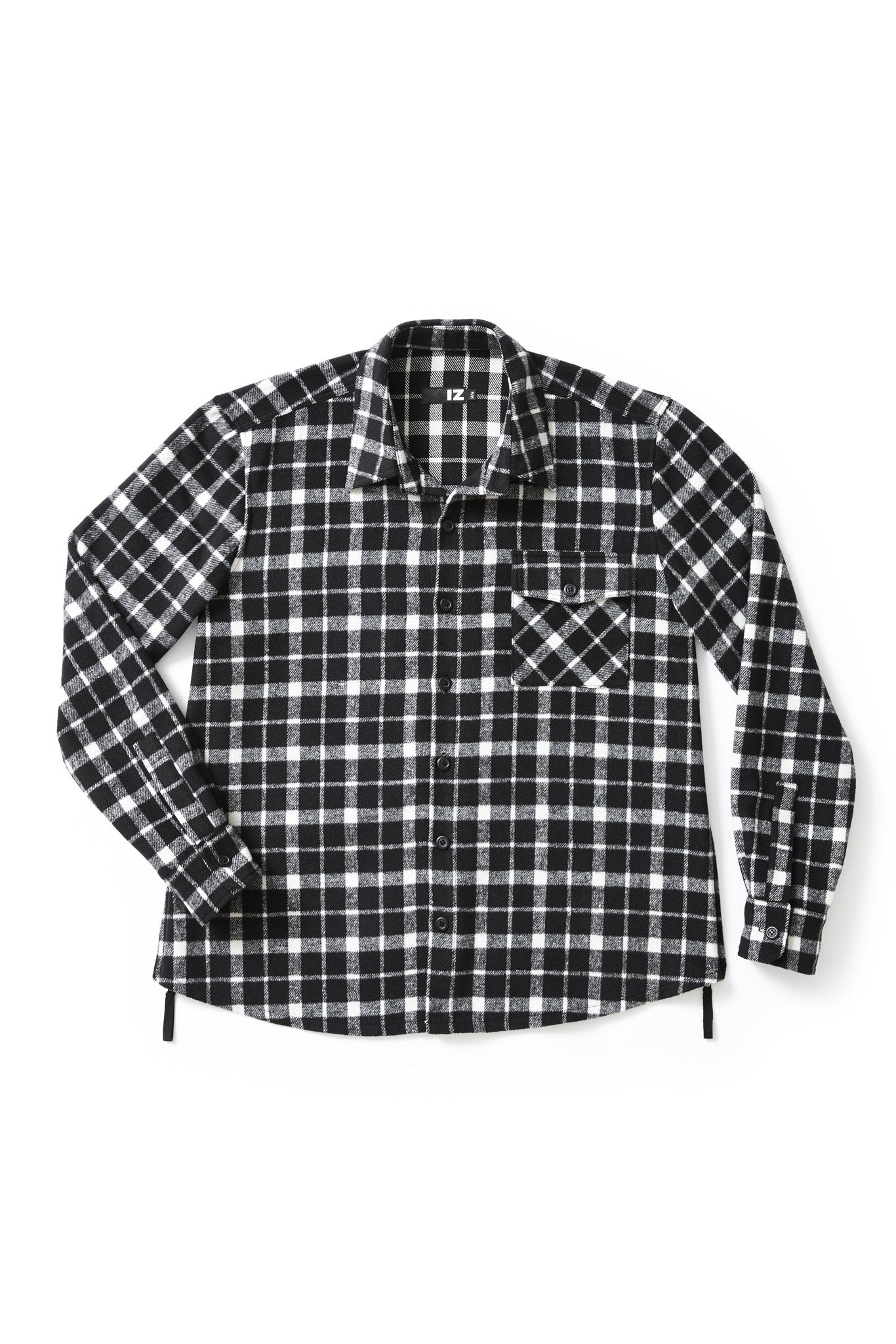 Heavyweight Plaid Shirt - Not your average disability clothing.