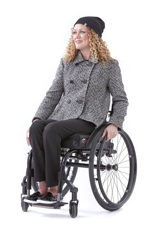 Unisex Beanie - Adaptive clothing for wheelchair users