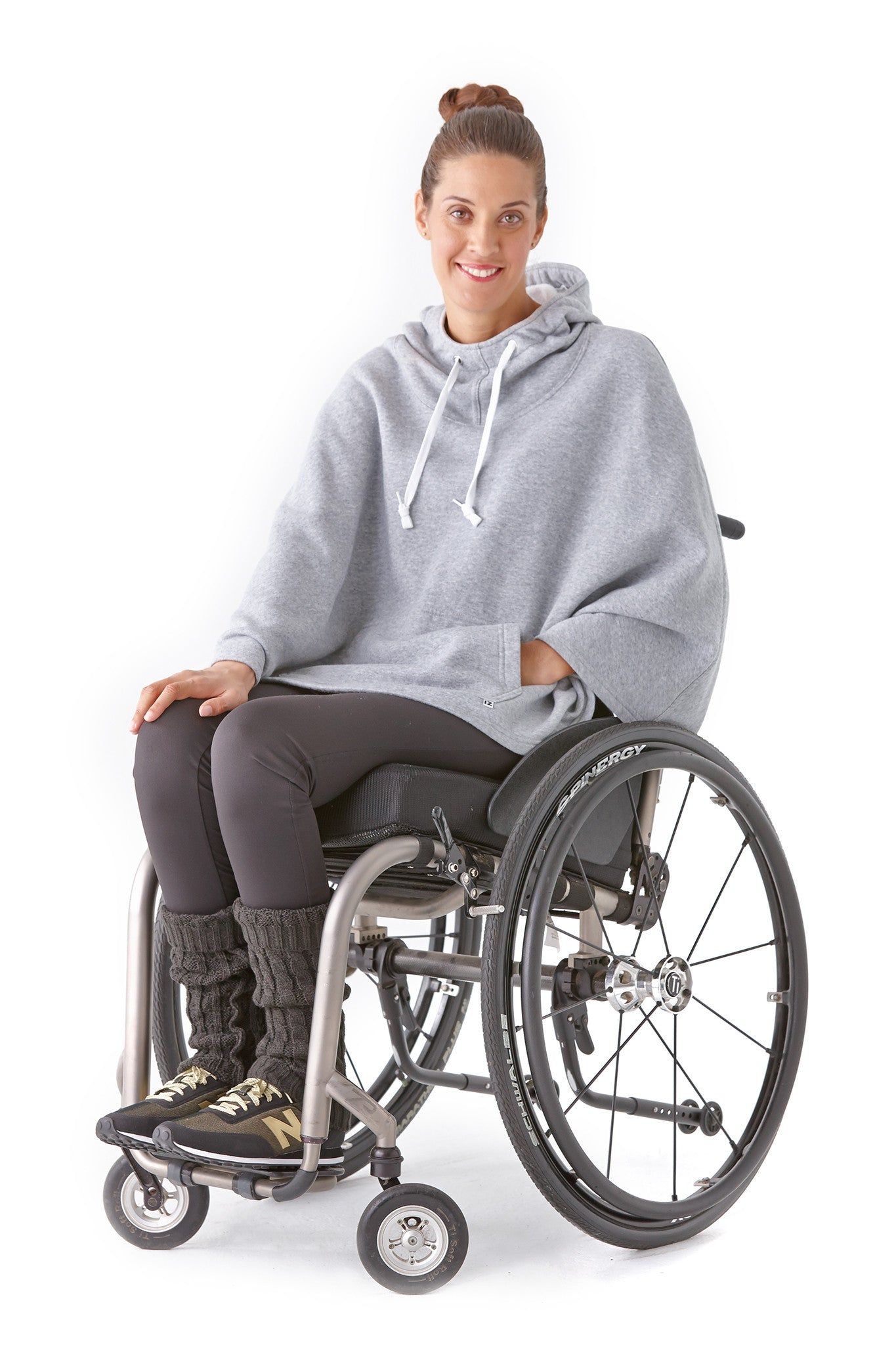Leggings - Bold new looks in the world of adaptive apparel.