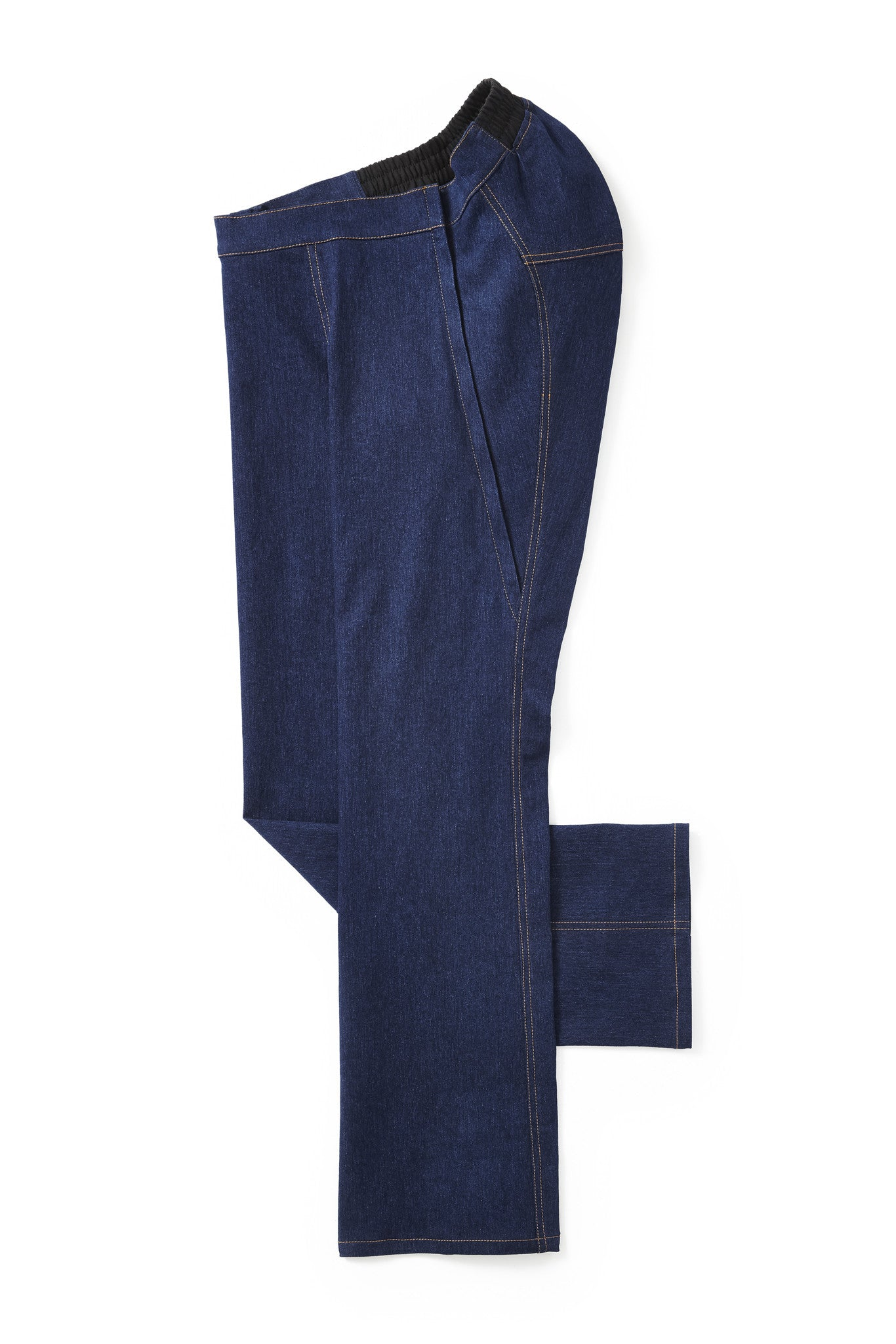 Straight Leg Sailor Jean - Beautifully designed clothing, easy to access.
