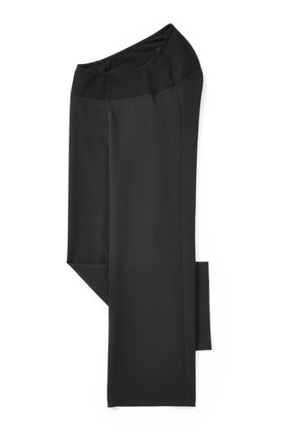 Wide Leg Dress Pant Yoga Waistband - Clothes designed with the wheelchair user in mind.